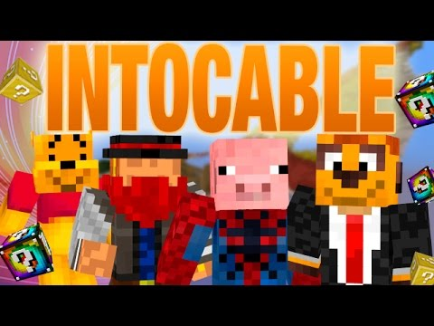 INTOCABLE | LUCKY BLOCKS | C/ Macu, Luh y Exo