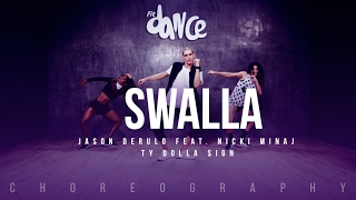 Video Swalla - Jason Derulo feat. Nicki Minaj & Ty Dolla $ign - Choreography - FitDance Life MP3, 3GP, MP4, WEBM, AVI, FLV Januari 2018