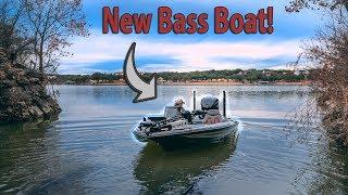 9. My NEW Bass Boat!