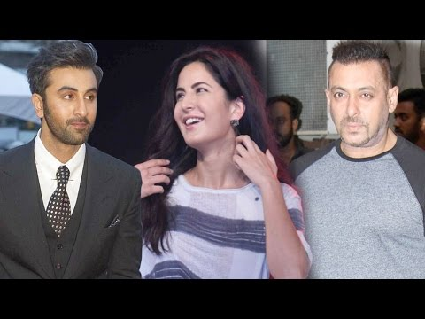 Salman Khan, Katrina Kaif And Ranbir Kapoor To Cla