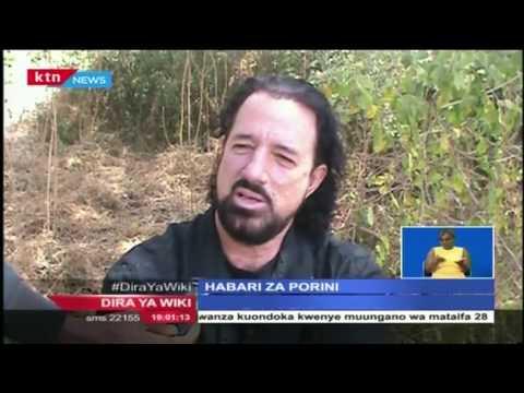 Wanyama pori katika mbuga ya Amboseli wamo hatarini kufuatia ongezeko la watu wanosihi karibu