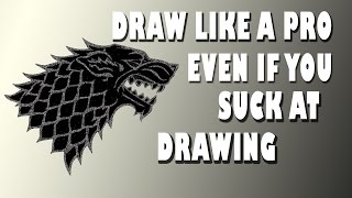 This video is for those who want to draw like a pro but are not very good at drawing like me.This is the easiest method to draw/trace.Dont apply greater force on the screen, just draw gently.Follow me on twitter: @techinov22