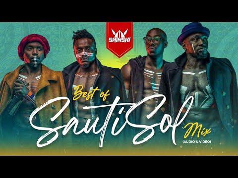 Best of Sauti Sol Video Mix - Dj Shinski [Sura Yako, Suzanna, Short and Sweet, Midnight Train]