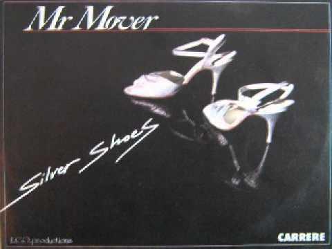 Silver Shoes - Roller Skate Dancer