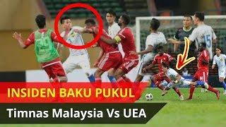 Video HEBOH.!! Aksi Baku Pukul Timnas Malaysia VS Uni Emirat Arab Presiden FAM Sampai Terjun Ikut Amankan MP3, 3GP, MP4, WEBM, AVI, FLV Januari 2019
