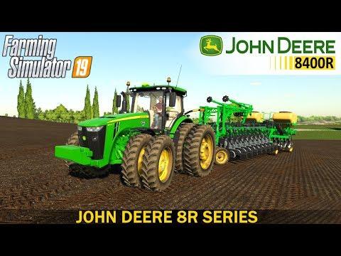 John Deere 8R v1.0.0.0