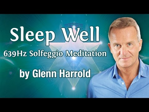 Video of Solfeggio Sleep Meditation