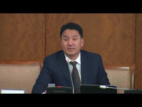 Ж.Ганбаатар: Банкны шаардлагыг тодорхой тусгах хэрэгтэй