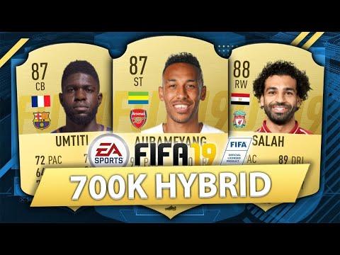 INSANE 700K PREMIERE LEAGUE SQUAD BUILDER! | FIFA 19