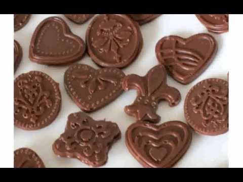 Schokoladen Deko Selber Machen [Naomi Cross]