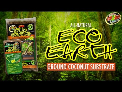 Eco Earth® Coconut Fiber Substrate