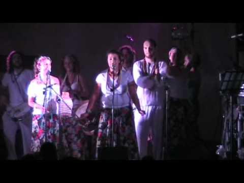 Maracatu por Bulería - Sambeando 2010 - Estrela do Sul