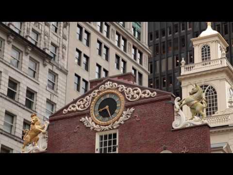 Boston Freedom Trail Walking Tour