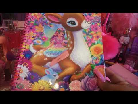 My Lisa Frank Collection ( Small Collection)💖💞🌈🍭🍭🍭😉