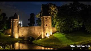 Amersfoort Netherlands  City new picture : Time-lapse video 4K - Amersfoort,The Netherlands