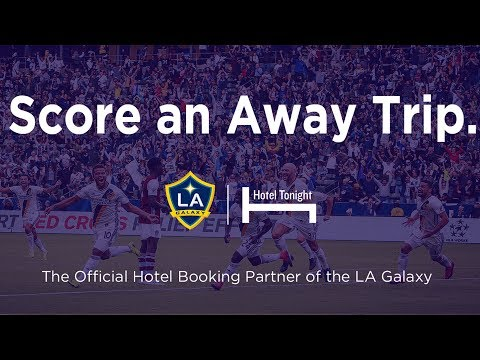 Video: Score an away trip to see the LA Galaxy at San Jose Earthquakes on July 1