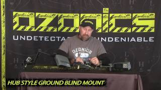 Ozonics Mounting Options | Ozonics Hunting