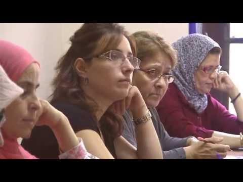 Una escuela de madres árabes, armenias y marroquíes en Valencia
