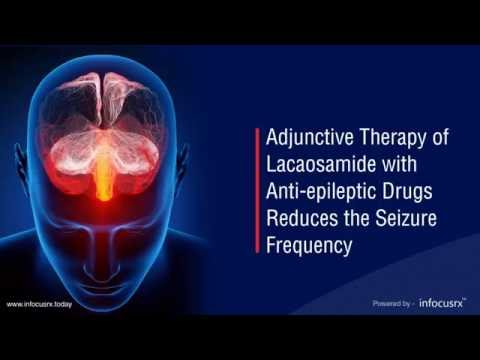 Adjunctive Therapy of Lacosamide with Anti-epileptic Drugs Reduces the Seizure Frequency