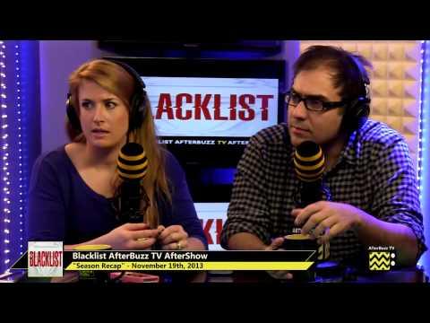 "The Blacklist After Show Season 1 Episode 8.5 ""Mid-Season Recap"" | AfterBuzz TV"