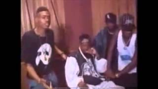 Jodeci Talking About The Group Shai