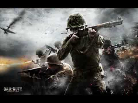 Call of duty world at war Russian Sounds