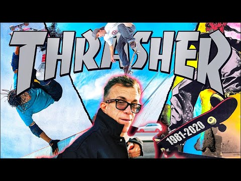 THRASHER - ИСТОРИЯ, КОТОРУЮ ТЫ НЕ ЗНАЛ видео