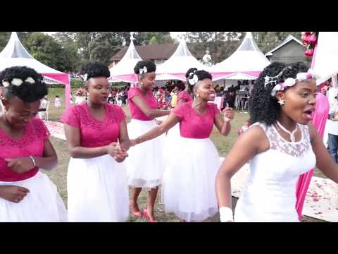 THE BEST WEDDING DANCE VIDEO BY BRIDE & BRIDES MAID!!