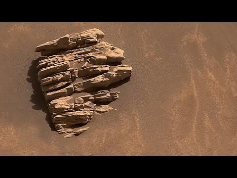 Noticias de Marte y el Sistema Solar - 22 de Noviembre 2020