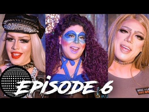 DRAG QUEEN MAKEUP TUTORIAL!! Exposure Drag Presents: You Want Me To Do WHAT?? Episode 6