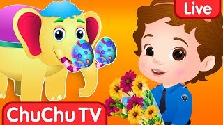 Video ChuChuTV Police Season 2 Episodes Collection - ChuChu TV Surprise Eggs Toys Live Stream MP3, 3GP, MP4, WEBM, AVI, FLV September 2018