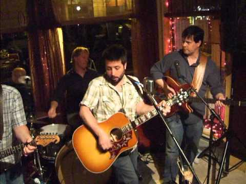 JEFF BYRD & DIRTY FINCH - THE WEIGHT @ PERKS & CORKS  05-12-12