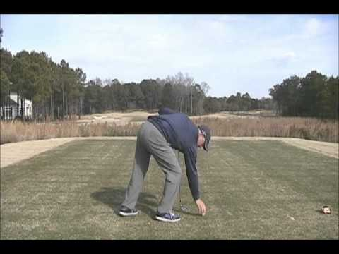 Improve Your Golf Swing – Secret of the Knees and Your Starting Line