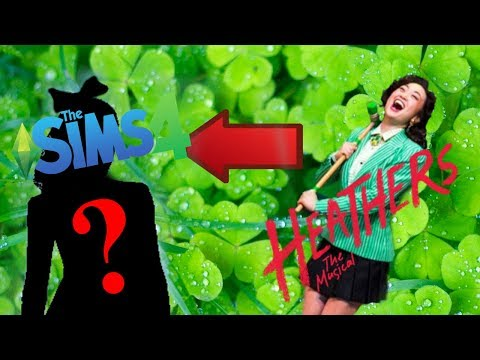 Sims 4 || ♘Heather Duke♘ Creation