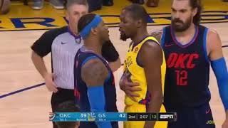 Video Every Warriors vs Thunder BEEF/FIGHT MOMENTS Since Kevin Durant Joined The Warriors MP3, 3GP, MP4, WEBM, AVI, FLV Maret 2019