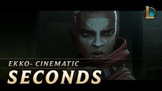 Download Youtube: Ekko: Seconds | New Champion Teaser - League of Legends