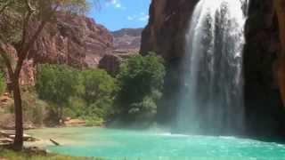 Havasu Falls, las cataratas turquesa de Arizona