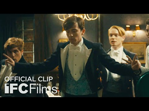 The Riot Club (Clip 'Race')