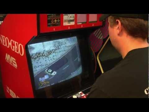 Classic Game Room - NEO-GEO MVS arcade machine review