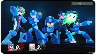 Super Smash Bros. for Wii U: All Final Smashes (DLC included)
