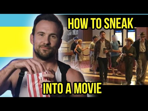 The Hacks of Life How To Sneak Into Movie