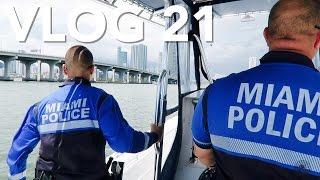 Download Lagu Miami Police VLOG 21: MARINE PATROL Mp3