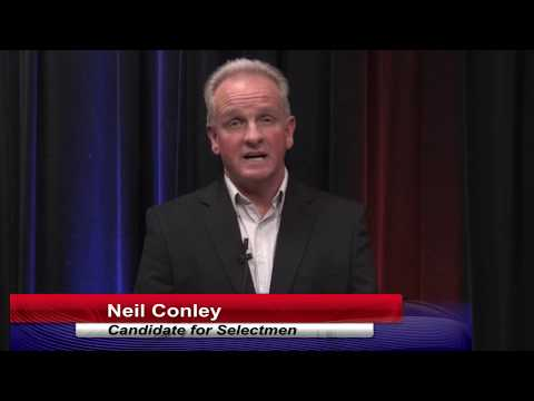 WB Town Election Candidates-Neil Conley