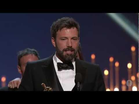 """""""Argo"""" winning Best Picture"""