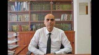 لقاء مع القاضي د. اياد زحالقة مدير المحاكم الشرعية حول نقل المحكمة الشرعية من يافا