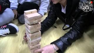 [ENG] 150306 [BANGTAN BOMB] BTS Jenga championship thanks to Twitter