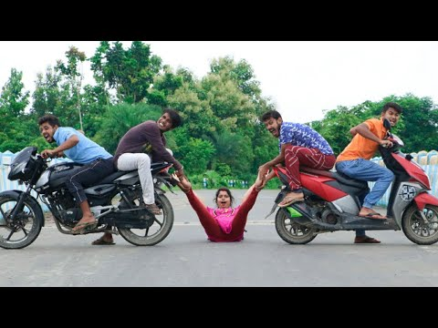 Must Watch New Funny Video 2020_Top New Comedy Video 2020_Try To Not Laugh_Episode 145 By FunKiVines