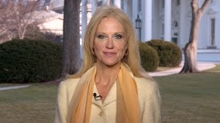 Conway responds to Trump's false claims about media ...
