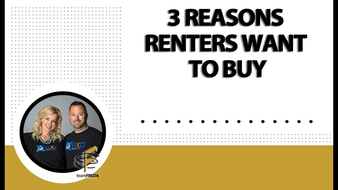 Why Does It Make Sense for Renters to Buy a Home?
