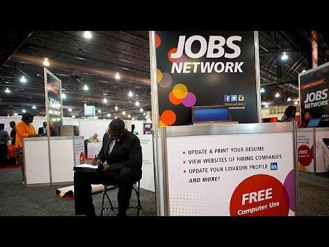 ΗΠΑ: Υποχωρεί η ανεργία – Μάχη των δύο υποψηφίων για την οικονομία – economy